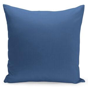 Jednobarevný povlak v modré barvě