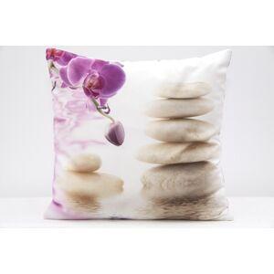 Luxusní povlak na polštář s motivem Feng Shui