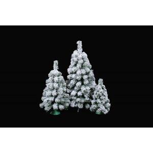 Umělý zasněžený vánoční stromeček
